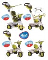 Smart Trike 4 in 1 Dream Green
