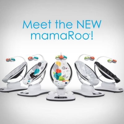 New MamaRoo 2015